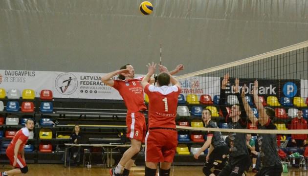 Волейбол: «Даугавпилсский университет» – бронзовый призер чемпионата Латвии