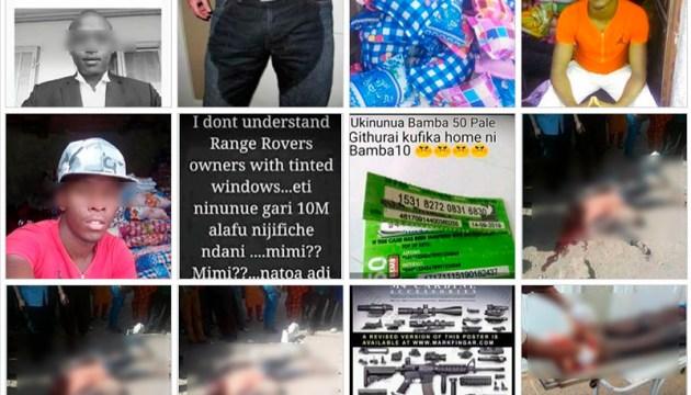 В Кении «эскадроны смерти» используют Facebook для поиска и «отстрела» людей, похожих на бандитов