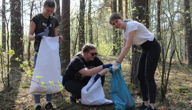 Общество слепых призывает сохранять чистоту и порядок