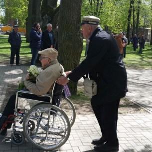 День Победы в Даугавпилсе: «Поклонимся великим тем годам…»