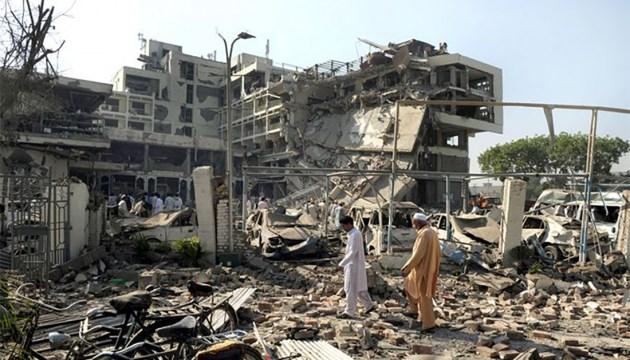 В Пакистане была открыта стрельба в гостинице