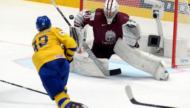 ЧМ-2019: сенсационная игра в исполнении сборной Латвии (ВИДЕО)