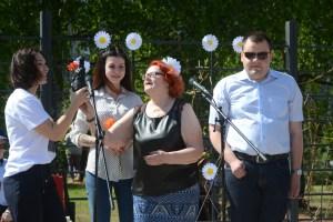 Праздничные выходные в Обществе слепых (ФОТО)