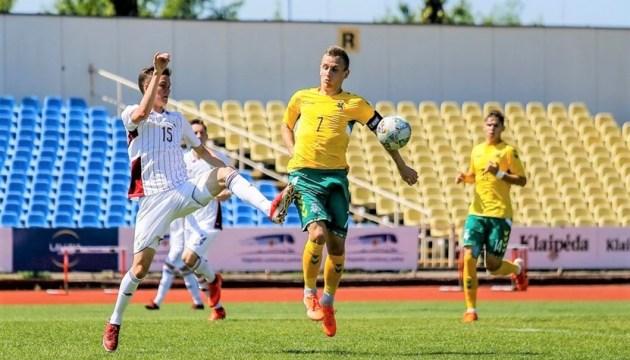 Десять футболистов «Даугавпилса» играли за сборные