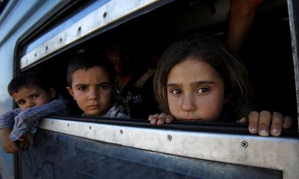 Германия начала депортацию прибывших из Латвии сирийцев