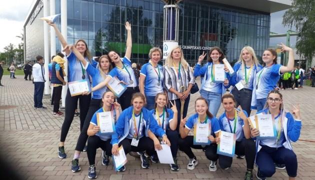 Успехи спортсменов Детско-юношеской спортшколы на VIII Юнoшеской Олимпиаде