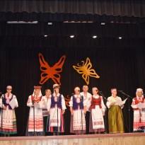 V международный фестиваль белорусской песни и танца «Фэст» в Дагде