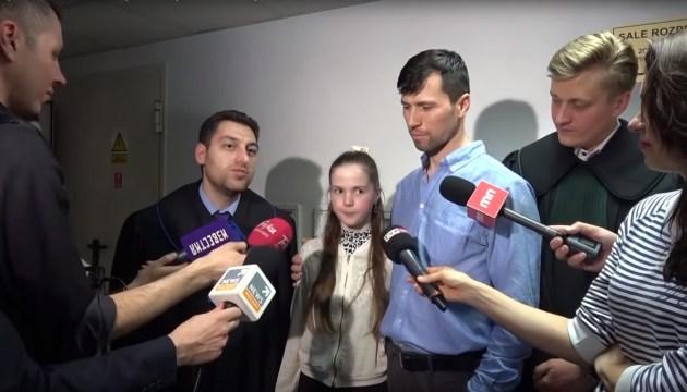 Польский суд отказался выдать в Швецию россиянина, вывезшего своих детей из семьи мусульман