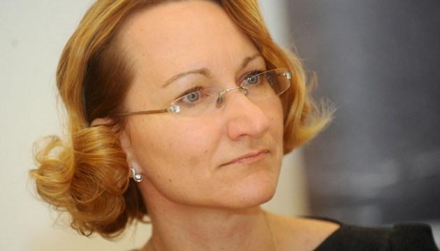 Мелбарде избрана вице-президентом комитета Европарламента по культуре и образованию