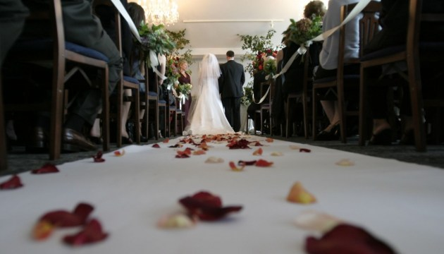 В этом году число заключенных браков выросло на 260