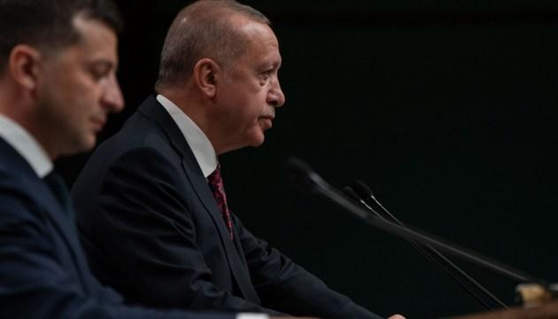 Турция отказалась признавать Крым российским