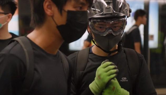 В Гонконге состоится акция по примеру Балтийского пути
