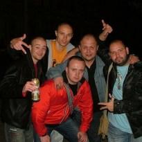 Вечеринка «18 лет концертов от PartyPapa» в «Ночной Праге»