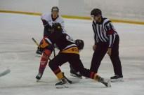 Хоккей: «Динабург» обыграл аутсайдера