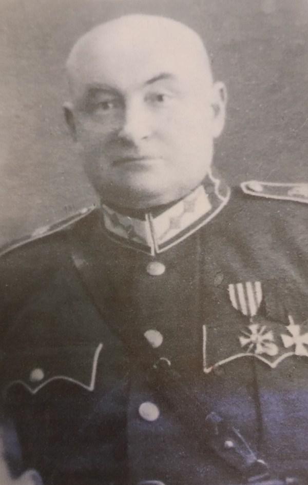 «Мой дедушка – кавалер Ордена Лачплесиса»