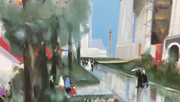В центре Марка Ротко откроется выставка заслуженного белорусского художника