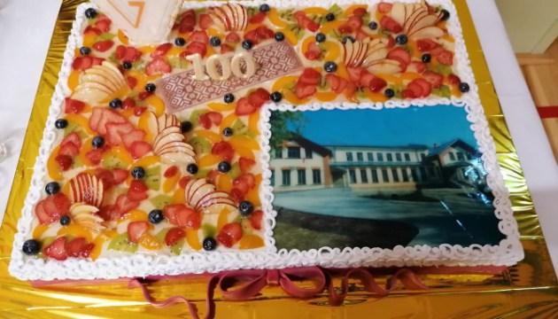 Вабольская школа отметила 100-летие широко