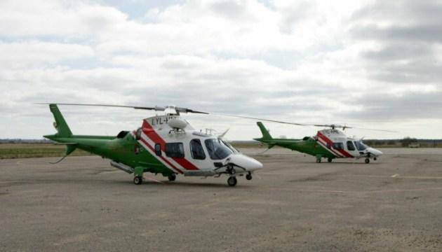 У пограничников - новые вертолеты и катера
