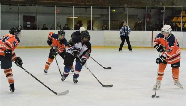 Женский хоккей: расписание тренировок