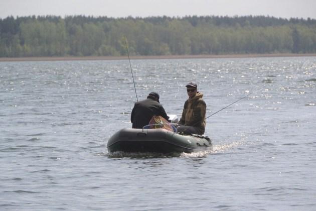 Коронавирус рыбалке не помеха
