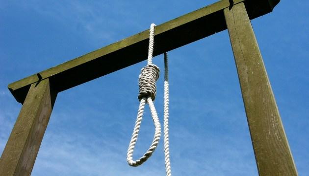 Общество меняется. Сторонников казни все меньше