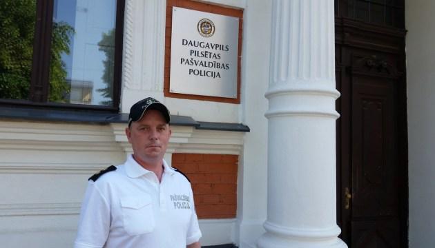 Алексей Ломашс: «Не каждый может быть полицейским»