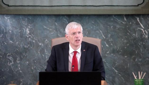 Кариньш: «Выборы в Беларуси не были честными и свободными»