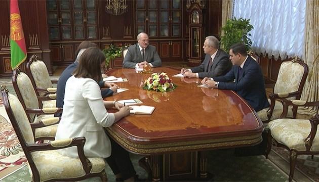 Лукашенко назвал протесты в стране угрозой «не только Беларуси»