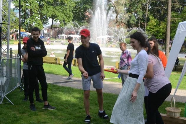 Парк Дубровина, Артишок: зажигаем! (ВИДЕО)