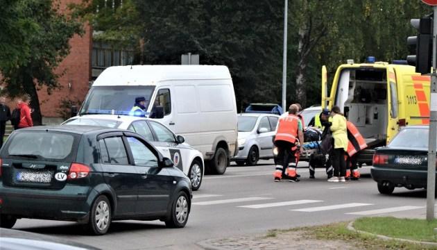 BMW X6 сбил на «зебре» 12-летнего ребенка