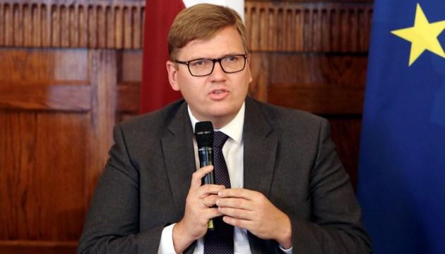 Министр Пуце: «Разработку проекта аэропорта также может частично финансировать государство»