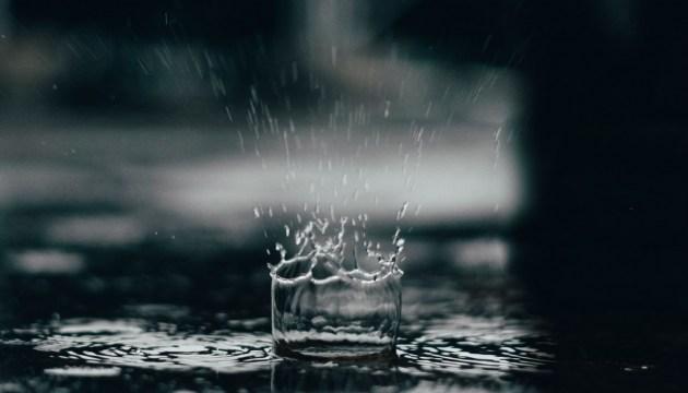 В понедельник ожидаются кратковременные дожди