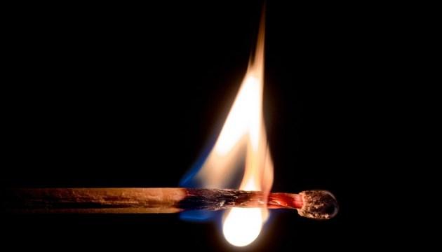 В пожаре в Дундагском крае погиб один человек