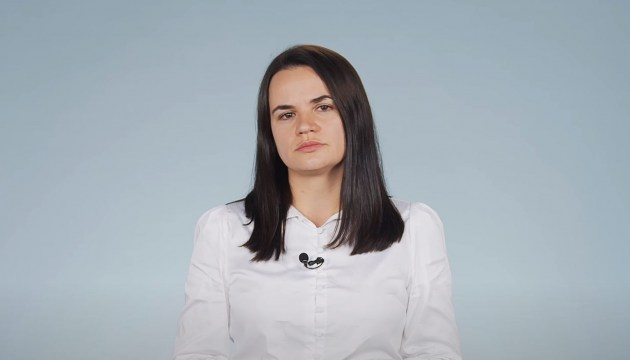 Тихановская Путину: «Сожалею, что вы решили вести диалог с узурпатором, а не с народом»