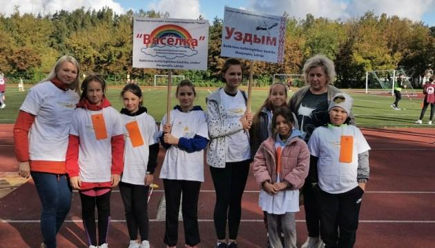 «Вясёлка» поддержала традицию участия в спартакиаде