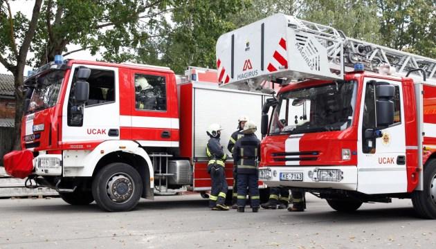 Пострадавшего в пожаре спасли соседи