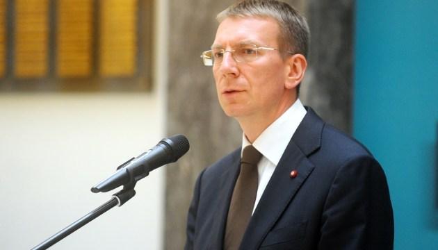Латвия отозвала для консультаций своего посла в Белоруссии