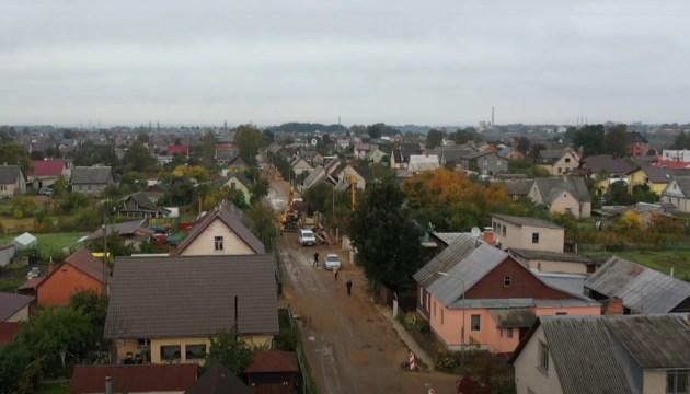Daugavpils ūdens применило штрафные санкции к строителям