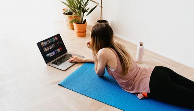 Спортсмены проводят международные тренировки онлайн
