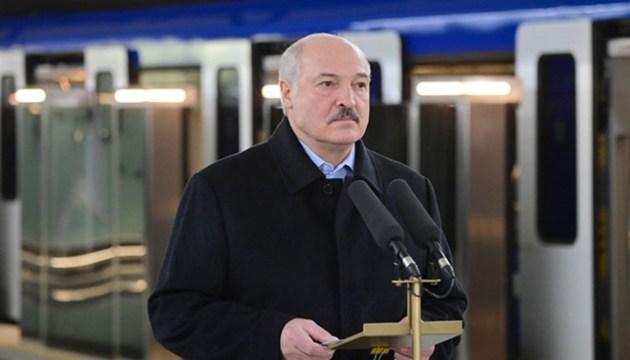 ЕС ввел санкции против Лукашенко, его сына Виктора и еще 14 деятелей режима