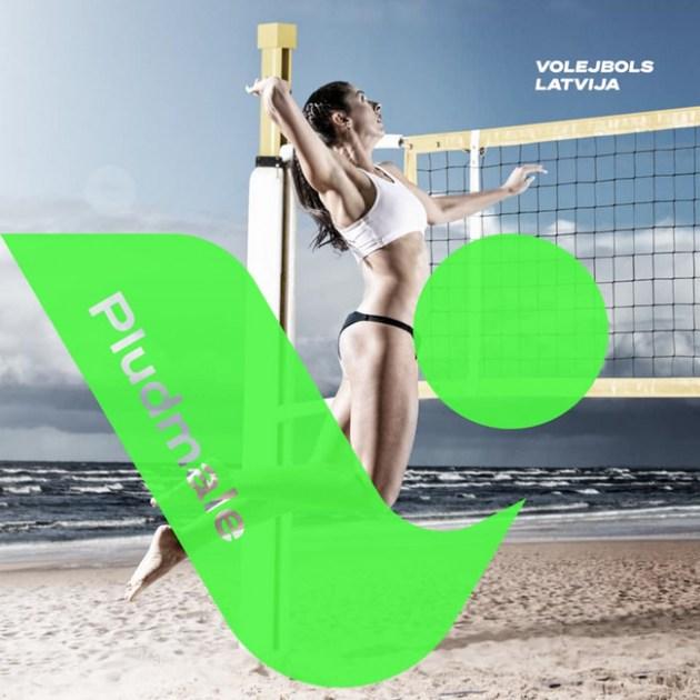 Федерация волейбола изменила свой визуальный облик