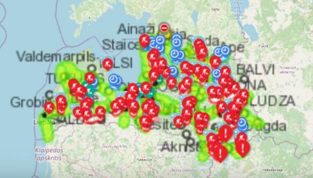 Latvijas valsts ceļi: водителей просят считаться с ремонтами и быть внимательными на дорогах