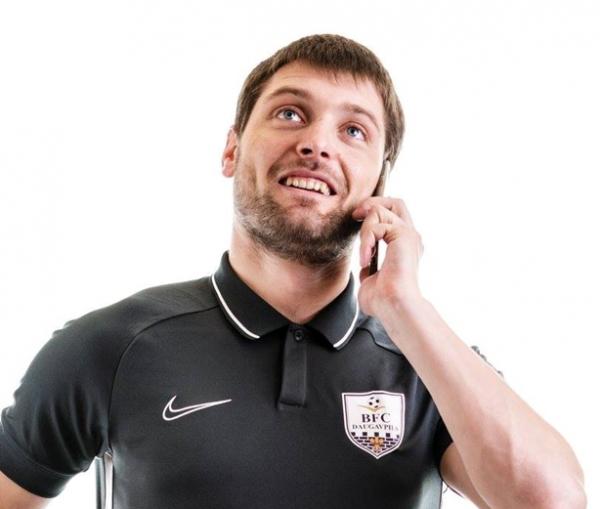 Наурис Мацкевич: «Скандал вокруг футбольной академии кому-то очень нужен!»