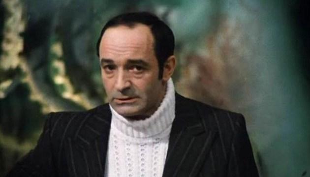 Умер Валентин Гафт