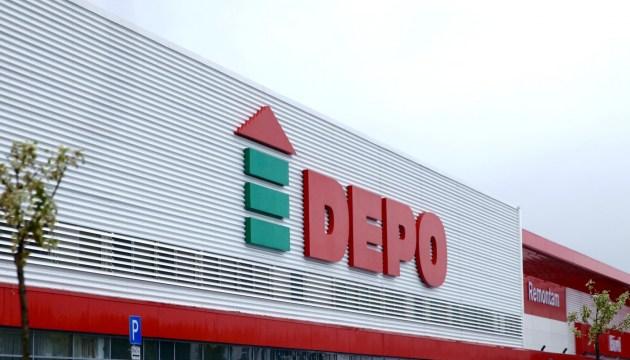 Работникам сгоревшего Depo в Резекне может быть предложена работа в других магазинах