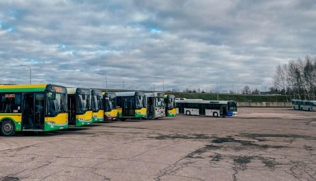 Объявлен конкурс на закупку новых автобусов