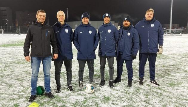«Даугавпилс» в Высшей лиге будет тренировать А. Калинин
