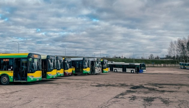 Закупка новых автобусов приостановлена