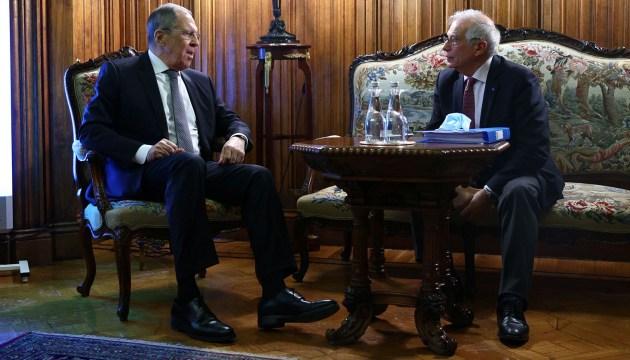 Сергей Лавров заявил, что Россия больше санкций не потерпит