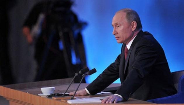 Заявления В. Путина на закрытой встрече с главными редакторами российских СМИ - больше не тайна